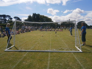 Penalty shoot out..