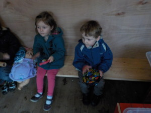 Music in the woodland