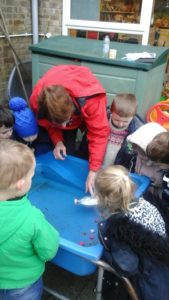 Our boat experiment