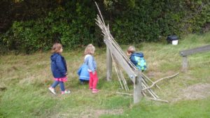 What can we make with the sticks